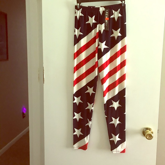New Mix Other - USA LEGGINGS - NWT $4.98